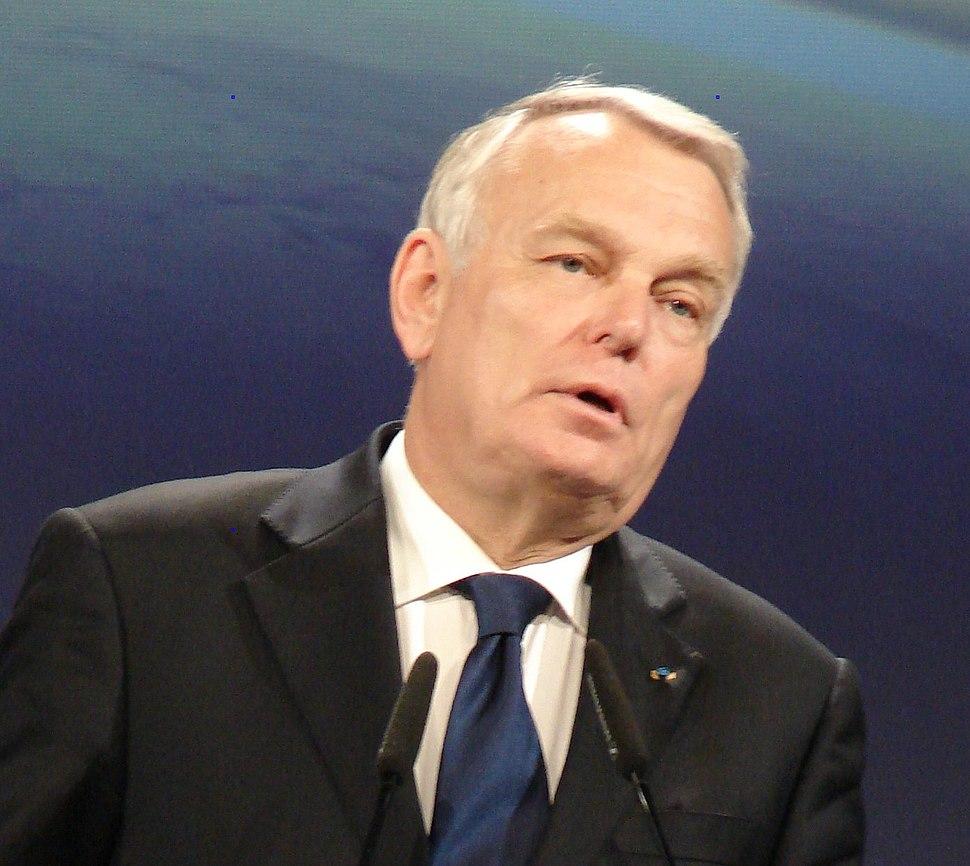 2013 Planete PME CGPME Jean-Marc Ayrault 2