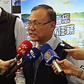 2013 Taipei IT Month CTV CTITV NTDTV TPE-DOIT Commissioner interview 20131205.jpg