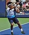2013 US Open (Tennis) - Qualifying Round - Somdev Devvarman (9712622715).jpg