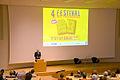 2014-03-13 Festival der Philosophie, Hannover, 01, Auftakt im Tagungszentrum Schloss Herrenhausen, (010) Oberbürgermeister Stefan Schostok auf der Bühne während seiner Eröffnungsrede.jpg