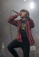 2014-06-05 Vainsteam Bring me the Horizon Oli Sykes 05.jpg