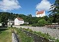 20140624040DR Tharandt Bergkirche + Deutsches Haus 06.jpg