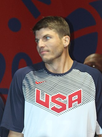 Kyle Korver - Korver at the 2014 World Basketball Festival