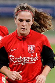 Siri Worm Dutch footballer