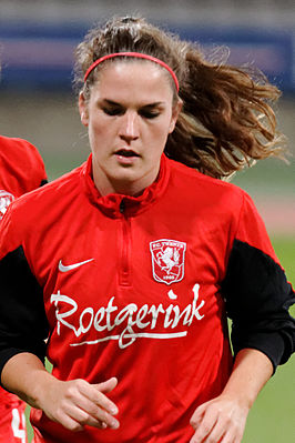 Siri Worm, PSG-Twente, UEFA Women's Champions League 2014-2015
