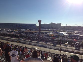 2014 NASCAR Nationwide Series - The Dover 200 at Dover International Speedway in September