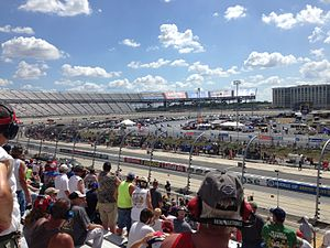 2015 NASCAR Xfinity Series - The Buckle Up 200 at Dover International Speedway in May