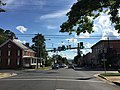 2016-08-23 16 58 58 View south along U.S. Route 11 (Main Street) at Virginia State Route 277 (Fairfax Street) in Stephens City, Frederick County, Virginia.jpg