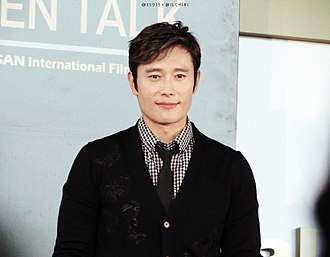 Lee Byung-hun - At the 21st Busan International Film Festival in 2016