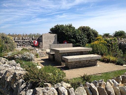 20160814-Royal Marines Emmetts Hill Memorial