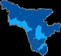 2016 Amur Oblast legislative election map.png