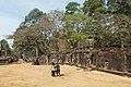 2016 Angkor, Angkor Thom, Taras Słoni (10).jpg