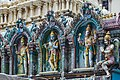 2016 Singapur, Rochor, Świątynia Sri Krishnan (05).jpg