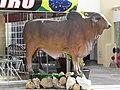 2018-02-19 Bull Outside Restaurant La Picanha na Brasa, Estrada de Santa Eulália, Albufeira.JPG