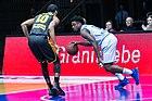 2018-03-11 Basketball, easyCredit Basketball-Bundesliga, Rockets - MHP Riesen Ludwigsburg StP 2050 by Stepro