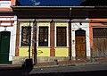 2018 Bogotá fachada casa en La Candelaria.jpg