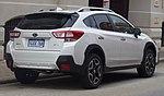 2018 Subaru XV (G5X) 2.0i-S wagon (2018-09-17) 02.jpg