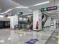 201908 Line 2 Platform of Nanmendou Station.jpg