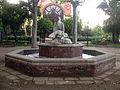 202 Font de la Cigonya i la Guineu, parc de la Ciutadella.JPG