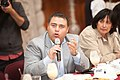 21-05-14- Quito Ecuador,Canciller Ricardo Patiño conversó con medios de comunicación sobre la universalización del SIDH y Día Internacional contra Chevron-17 (14237129592).jpg