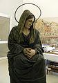 216 Taller de restauració, escultura d'un pas de setmana santa.jpg