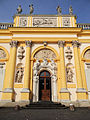 281012 Detail of the Wilanów Palace - 19.jpg