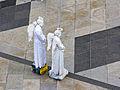2 Engel auf der Domplatte Köln-1442.jpg