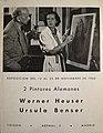2 Pintores Alemanes Exposicion Noviembre de 1960.JPG