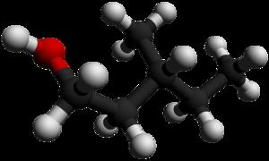 3-Methyl-1-pentanol - Image: 3 Methyl 1 pentanol 3D balls by AHRLS 2012