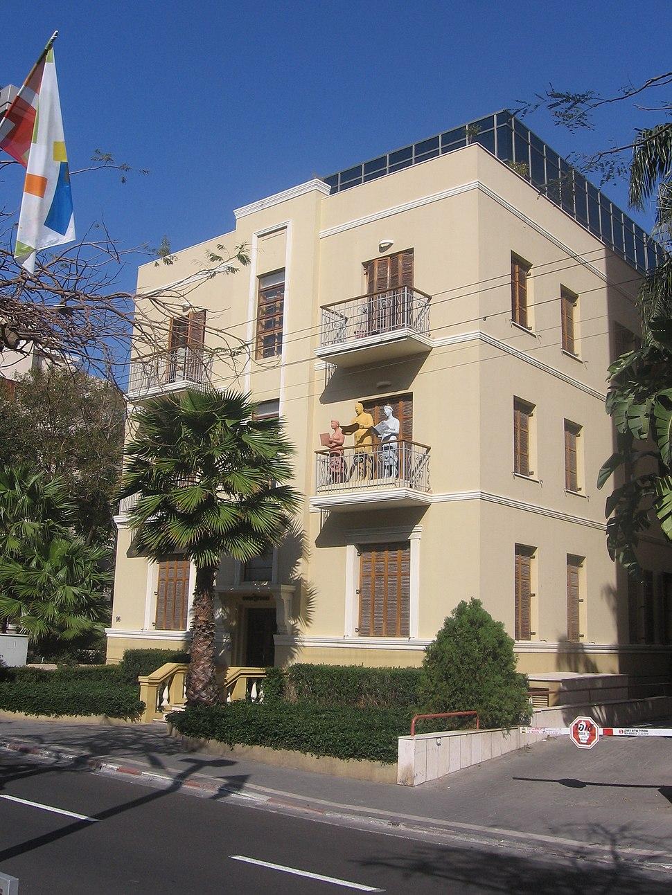 31.03.09 Tel Aviv 070 Rotschild 96