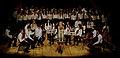 33 Gjakovë - Orkestri i Shkollës së Muzikës Prenk Jakova - Prenk Jakova Music School.JPG