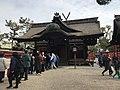 3rd Hongu of Sumiyoshi Grand Shrine 4.jpg