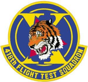 418th Flight Test Squadron - Image: 418th Flight Test Squadron