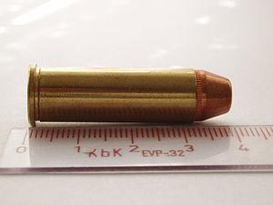 .41 Remington Magnum - Image: 41 Remington Magnum SP 2