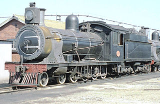 South African Class 7B 4-8-0 class of 29 South African 4-8-0 locomotives