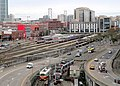4th and King station from I-280 ramp (1), December 2019.JPG