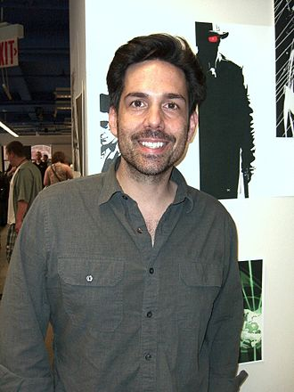 Dennis Calero - Calero at the Big Apple Convention, May 21, 2011.
