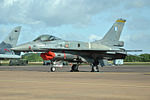 536 Lockheed Martin F-16CJ Fighting Falcon (19965940028).jpg