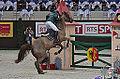 54eme CHI de Genève - 20141212 - Steve Guerdat et Albführen's Paille 7.jpg