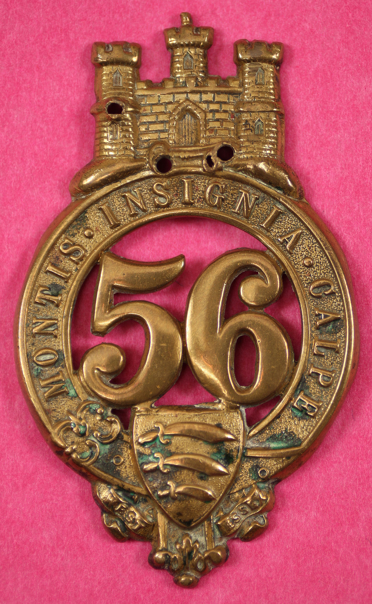 56th West Essex Regiment Of Foot Wikipedia