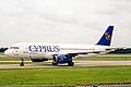 5B-DBB 2 A320-231 Cyprus Aws MAN 05JUL03 (8600366734).jpg