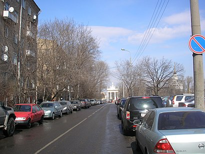 How to get to 5-Й Останкинский Переулок with public transit - About the place