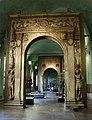 6647 - Milano - Castello sforzesco - Michelozzo e Filarete - Portale del Banco Mediceo - Foto Giovanni Dall'Orto - 14-Feb-2008.jpg