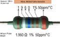 6 Bands Resistor - Real - 1960 Ohms 1% 50ppm Metal Film.png