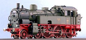Fleischmann (model railroads) - Prussian Class T 10 locomotive