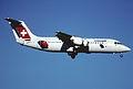 77bo - Crossair Avro RJ 100; HB-IXP@ZRH;31.10.1999 (5257317360).jpg