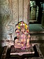 7th century Sangameshwara Temple, Alampur, Telangana India - 10.jpg