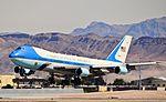 82-8000 1988 Boeing VC-25A (747-2G4B) C-N 23824 (7004809453).jpg