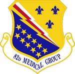 82 Medical Gp emblem.png