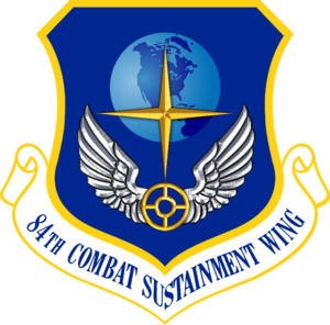 84th Combat Sustainment Wing - Emblem of the 84th Combat Sustainment Wing